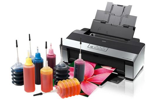 Tipos De Tinta Para Las Impresoras De Inyeccion